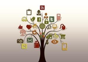 Public Domain CC0  http://pixabay.com/en/tree-structure-networks-internet-200795/