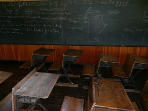 CC0 1.0 Universal http://pixabay.com/en/blackboard-classroom-steinbach-56661/